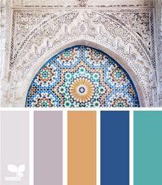 moroccan hues
