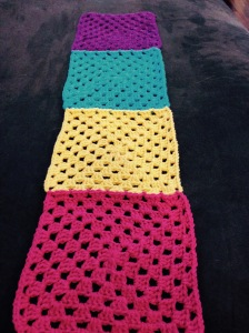 Week Two Crochet
